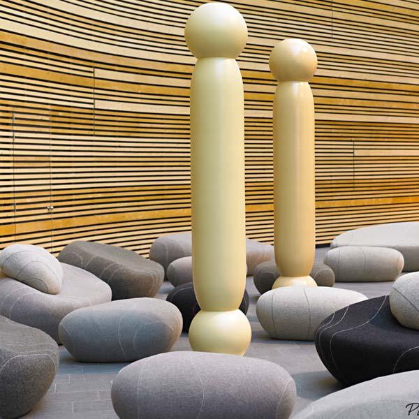 dekosteine ziersteine f r innen und au en zur dekoration. Black Bedroom Furniture Sets. Home Design Ideas